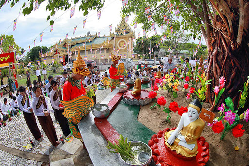 Kason Festival-Witness the Special Customs of Myanmar